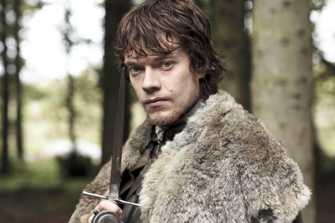 Alfie Allen as Theron Greyjoy in Game Of Thrones