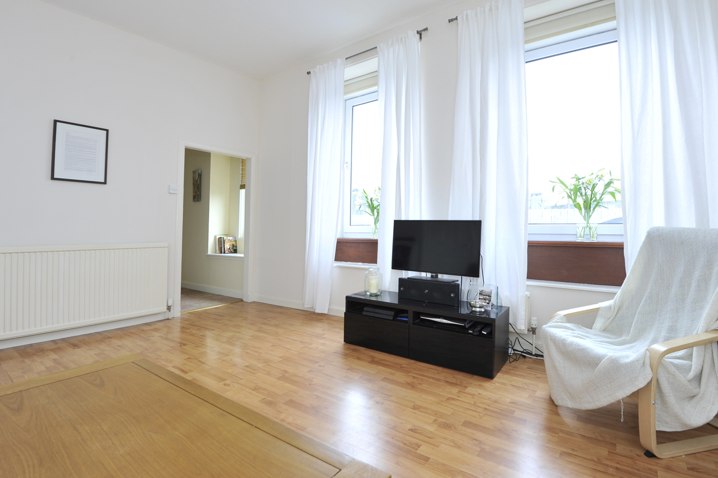 28 Portland Street - Living Room