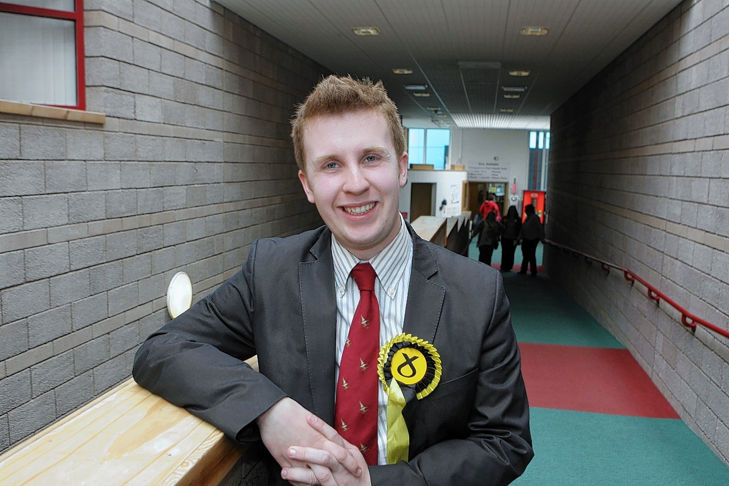 MacLeod was the youngest ever Highland Council councillor
