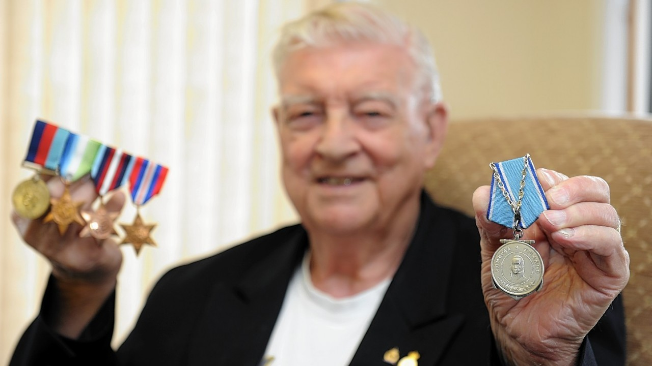 Arctic Convoy veteran, Bob Owen, has been invited by the Russian Government to St Petersburg for victory Day celebrations on May 8
