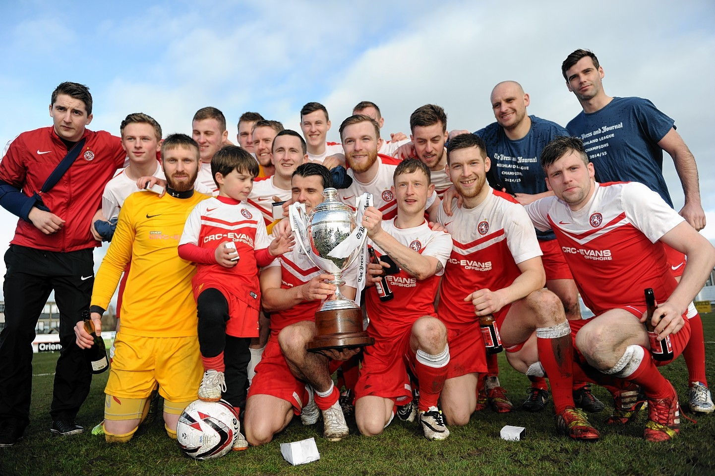 Brora lifted the Highland League title this year - can they retain their crown?