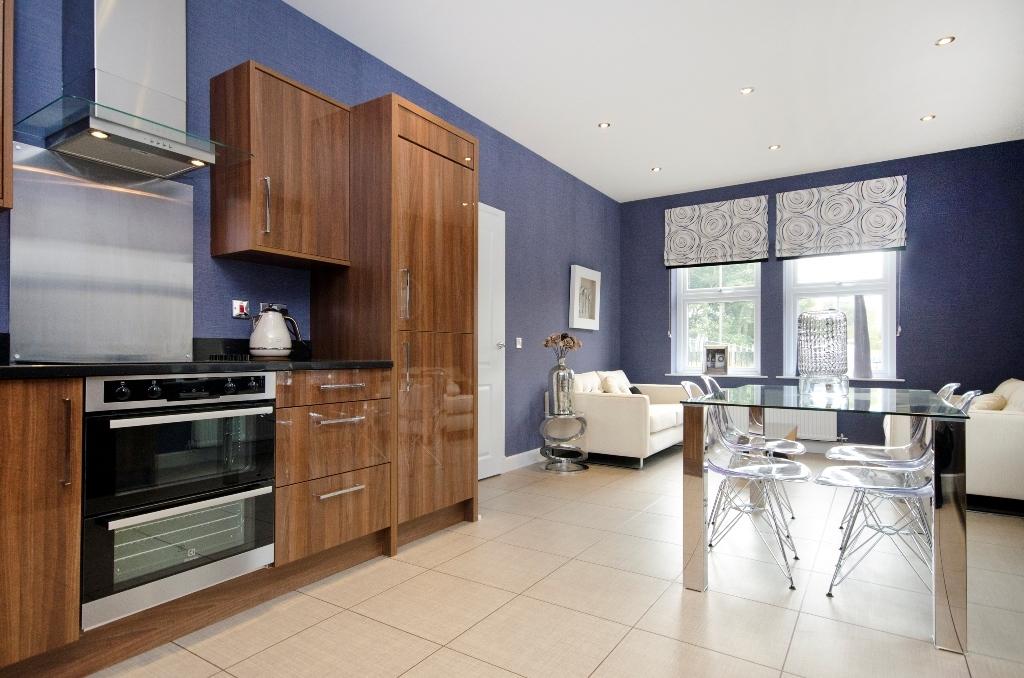 Castlewell - Esslemont Kitchen Dining