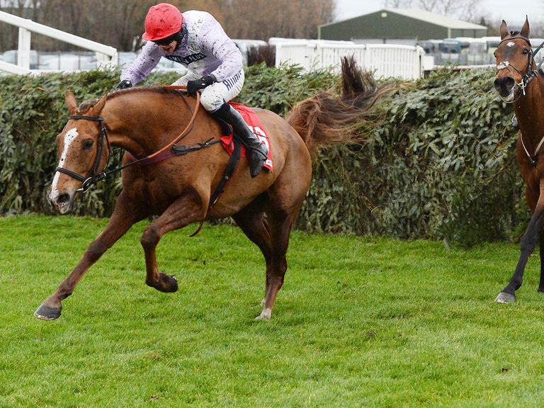 Chance Du Roy previously won the 2013 Becher Chase at Aintree
