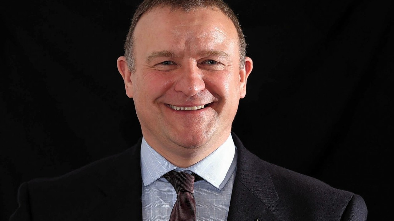 Drew Hendry has been embroiled in a  row with the Home Office.