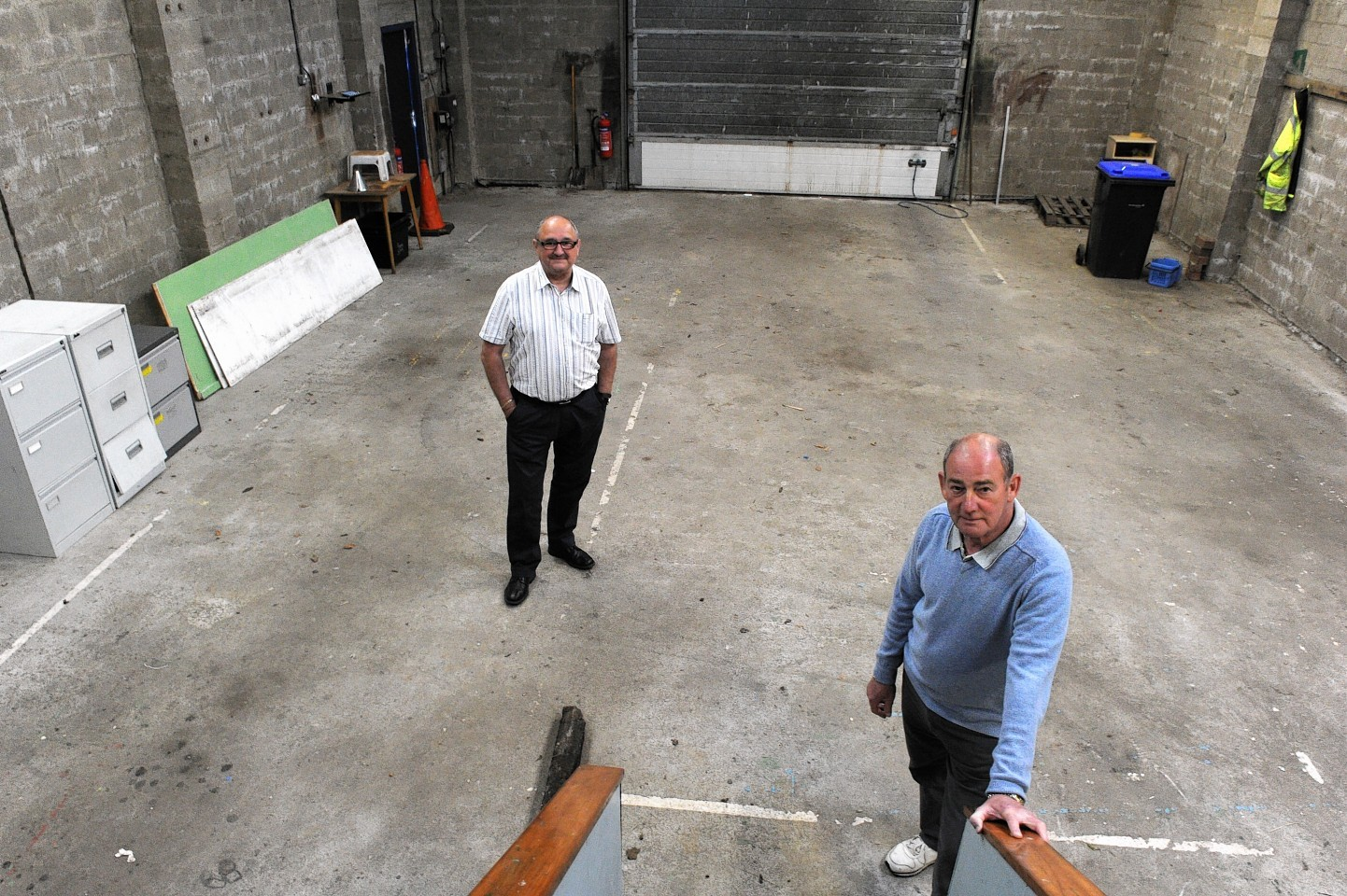 The Ellon and District Men's Shed