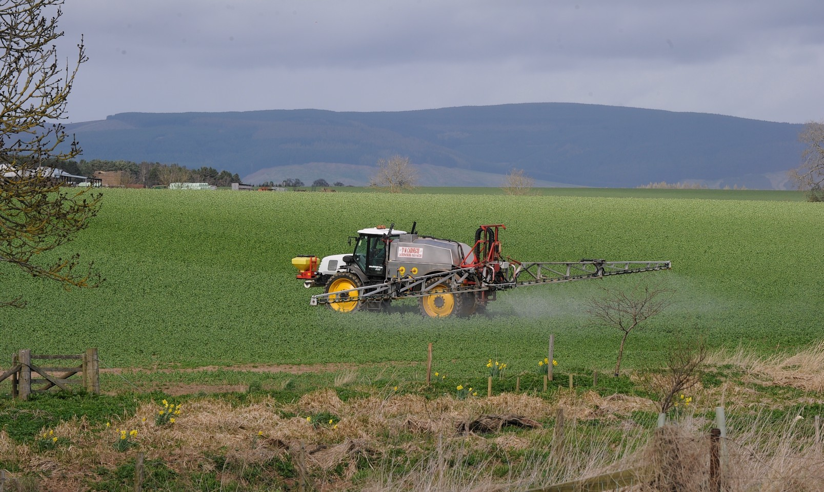 ProCam employs seven agronomists in Scotland.