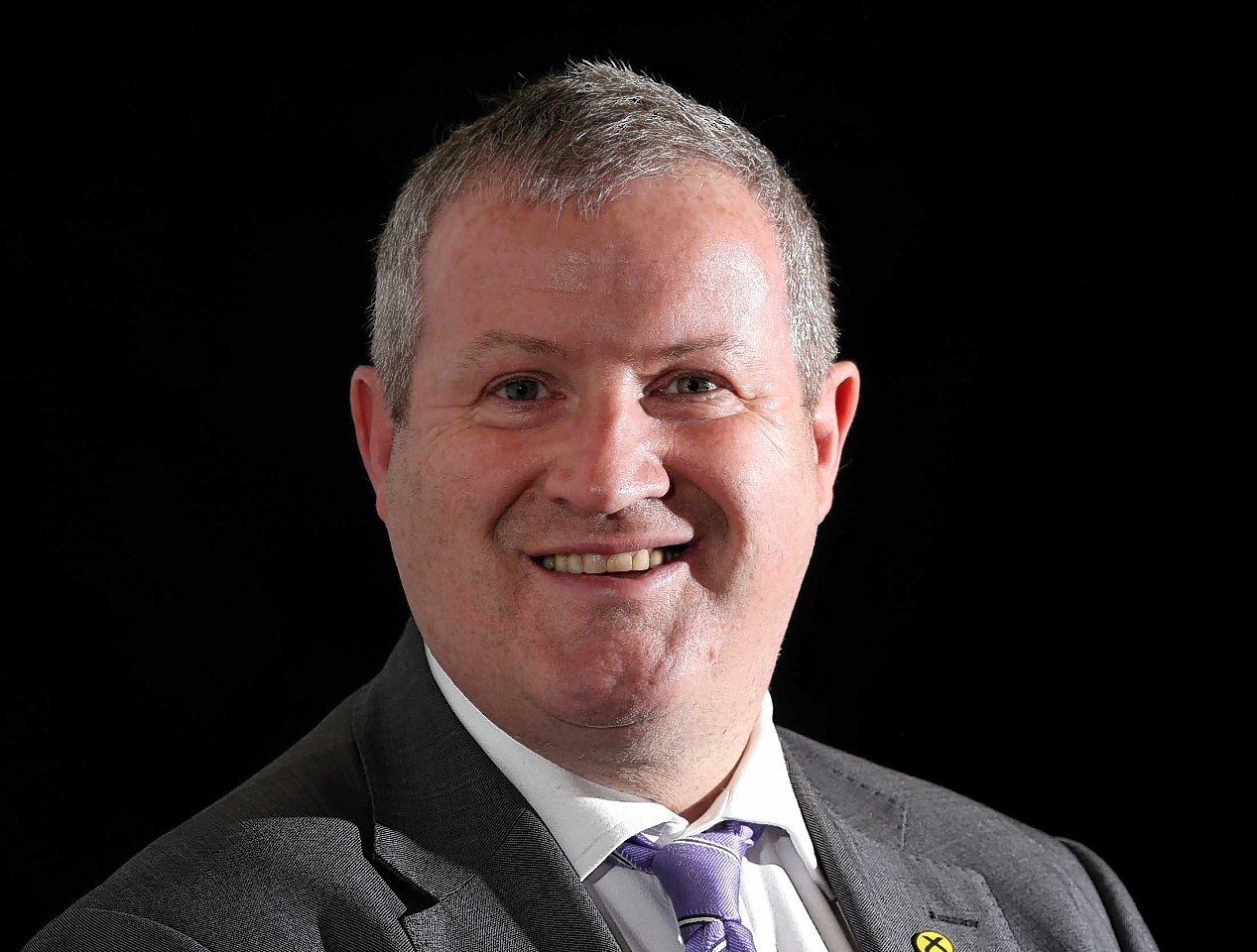 SNP MP Ian Blackford