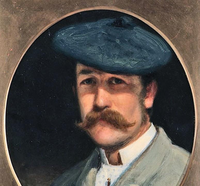 Sir Joseph Farquharson. Credit: Aberdeen Art Gallery
