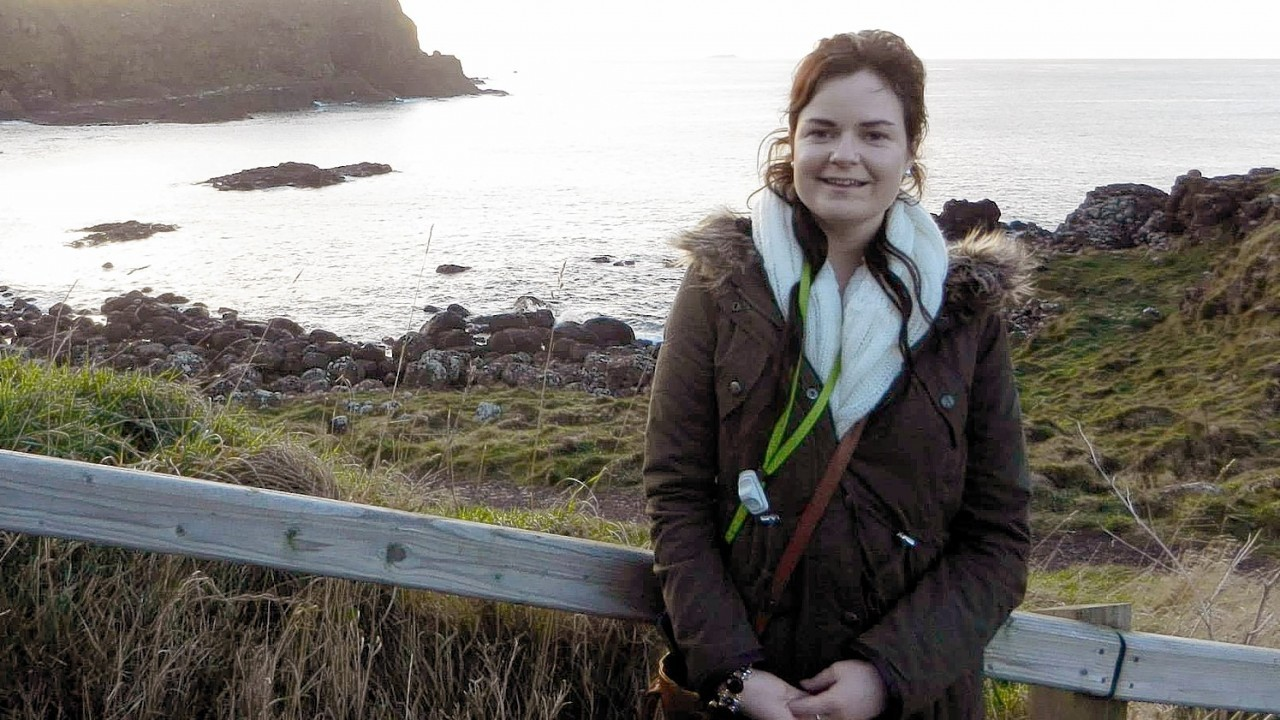 Karen Buckley has been missing since Sunday morning