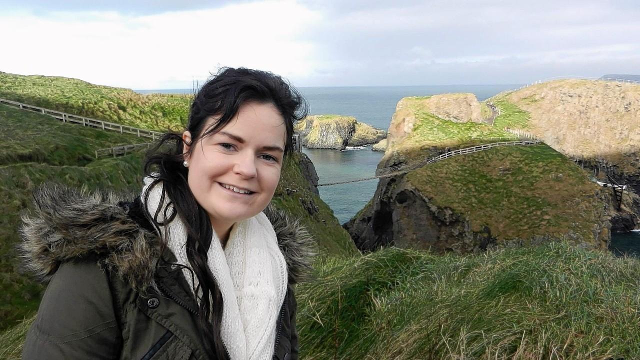 Karen Buckley's remains were found on a farm near Glasgow