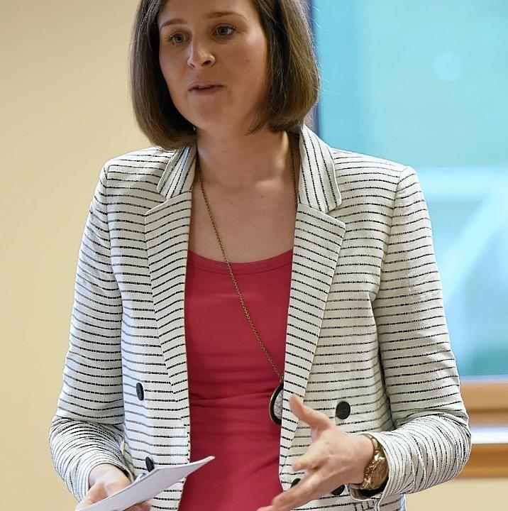 Lindsay McCallum, Conservative.Pic - Phil Downie