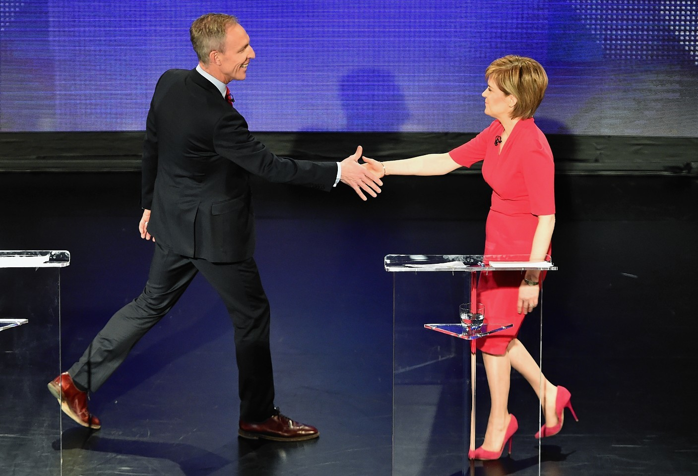 Scotland Debates with Jim Murphy and Nicola Sturgeon