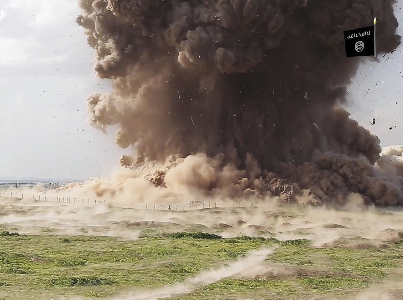 The destruction at Nimrud, follows other attacks on antiquity carried out by the group now holding a third of Iraq and neighboring Syria in its self-declared caliphate.
