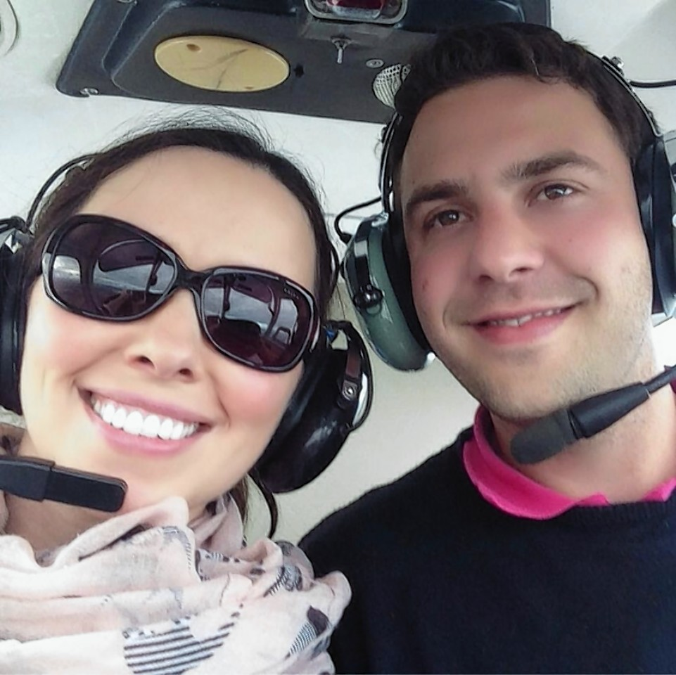 Engineer David Rous, 28, and his doctor wife Margaret Ann Maclean, 37,