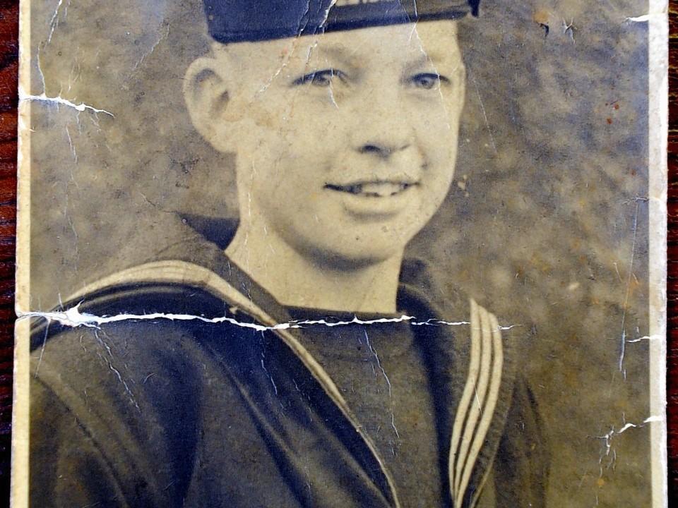 Young Bob Owen