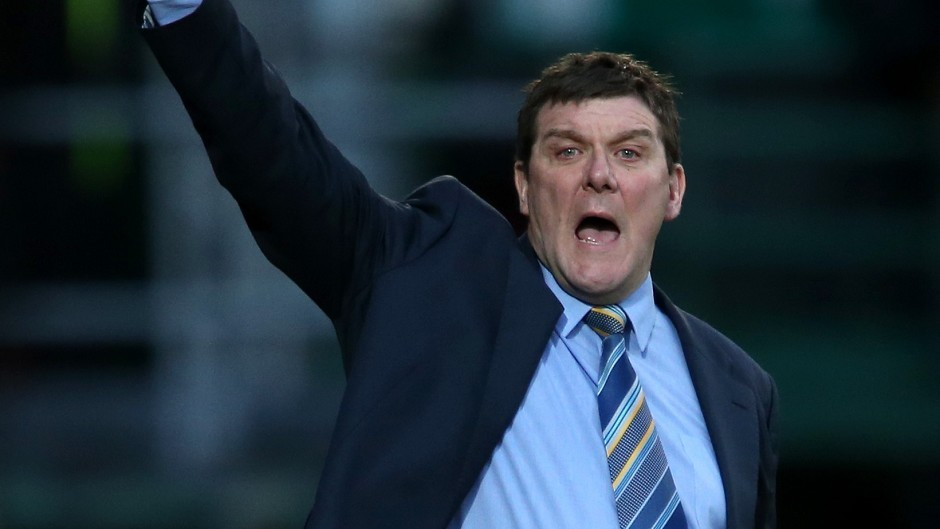 Hughes is full of respect for the job that Tommy Wright has done at St Johnstone