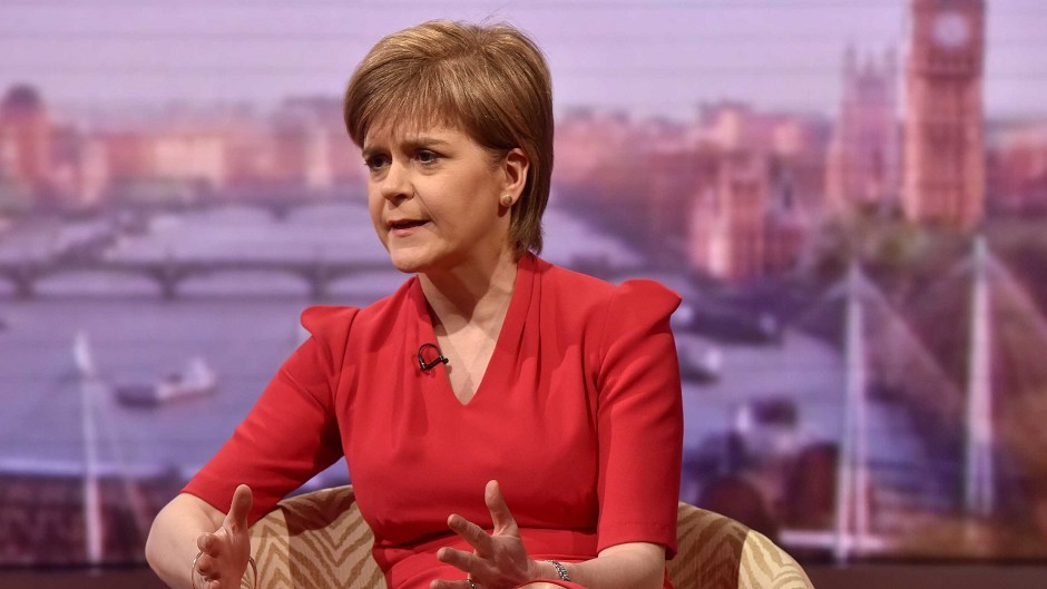 The Institute of Fiscal Studies believes Nicola Sturgeons plans for full fiscal autonomy will lead to service cuts or tax rises.