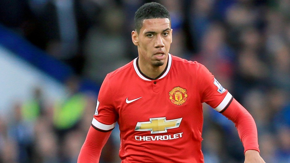 Chris Smalling has impressed so far this season