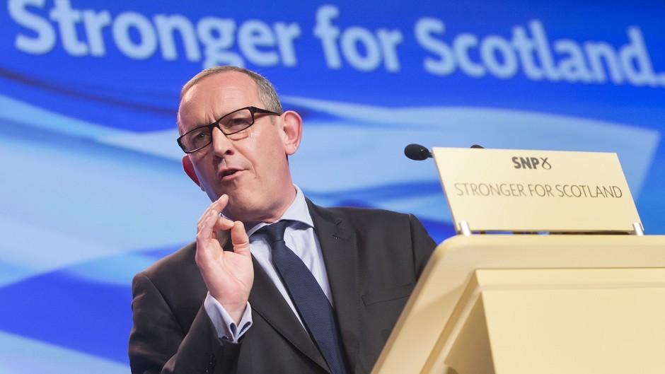 SNP deputy leader Stewart Hosie