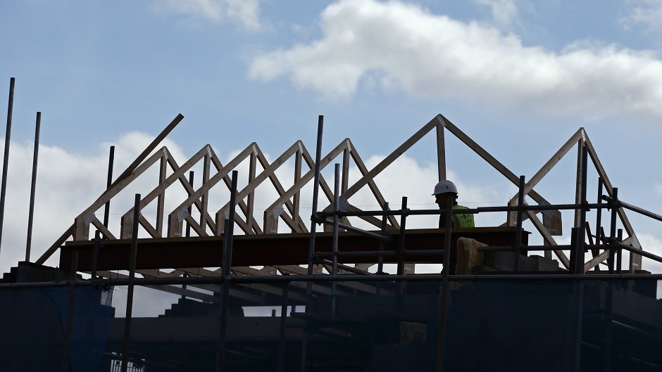 Scottish Government claimed it is on target to meet five-year target for affordable homes despite a slowdown in completions.