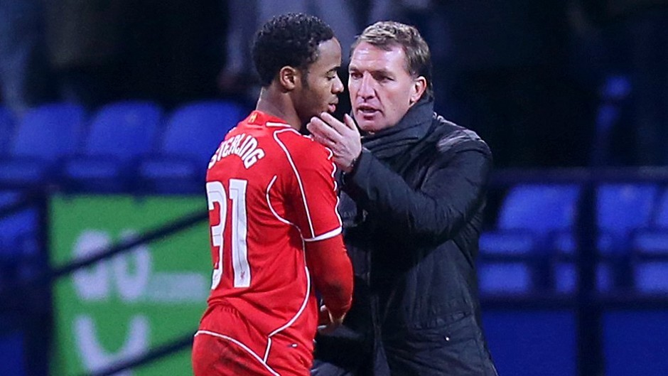 Sterling recently rejected a new  £100,000 a week deal at Liverpool