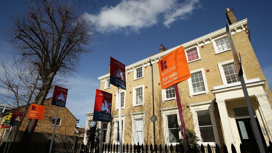 Growing pressure on house prices