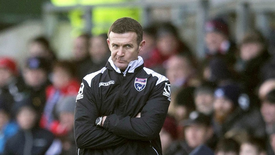 Ross County boss Jim McIntyre reckons Motherwell h