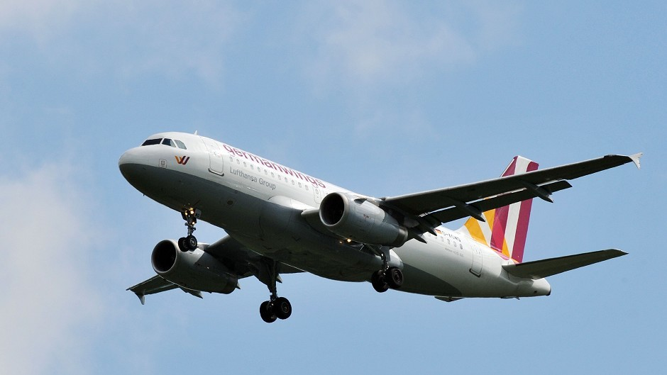 Near-miss after Germanwings deadly crash