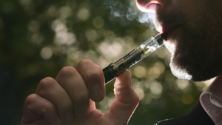 The different flavourings added to e-cigarettes are potentially harmful, according to  recent study.
