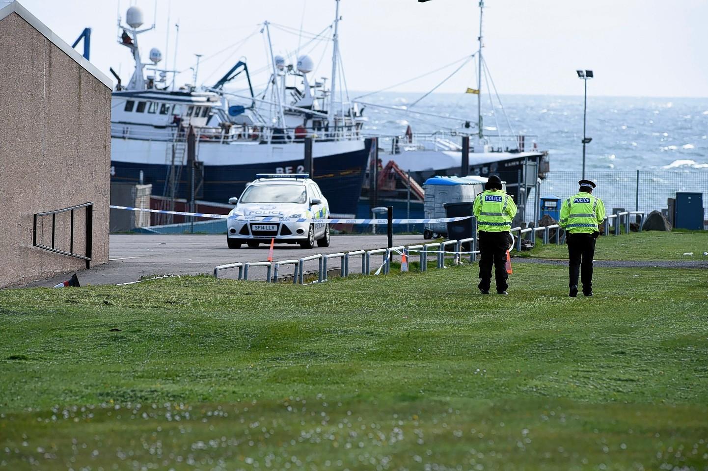 Body found in Fraserburgh