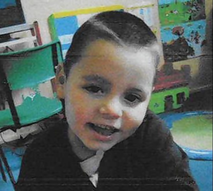 Preston Flores was just seven-years-old when he tragically died