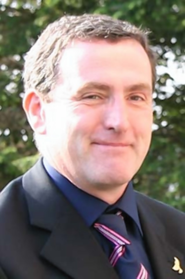 Ruaraidh Ferguson - Lib Dem candidate for Western Isles.