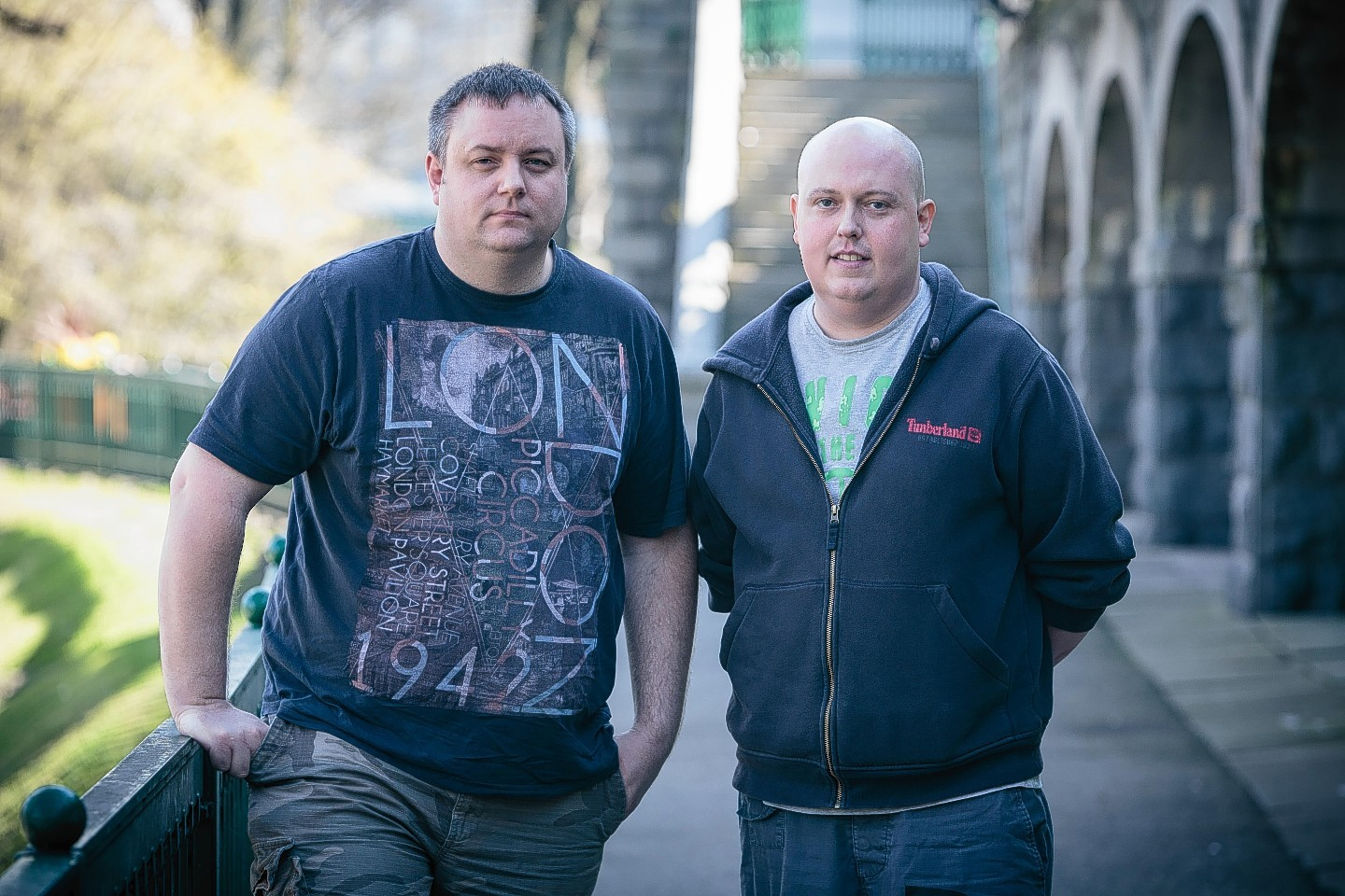 Stephen Harper, 31, entered into a civil partnership with long term partner Gavin in a hospital ward shortly after being diagnosed with non Hodgkin's lymphoma last year