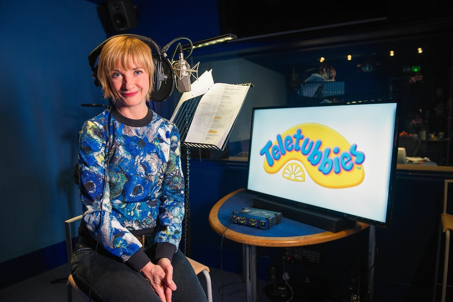 Jane Horrocks will voice the Teletubbies phone