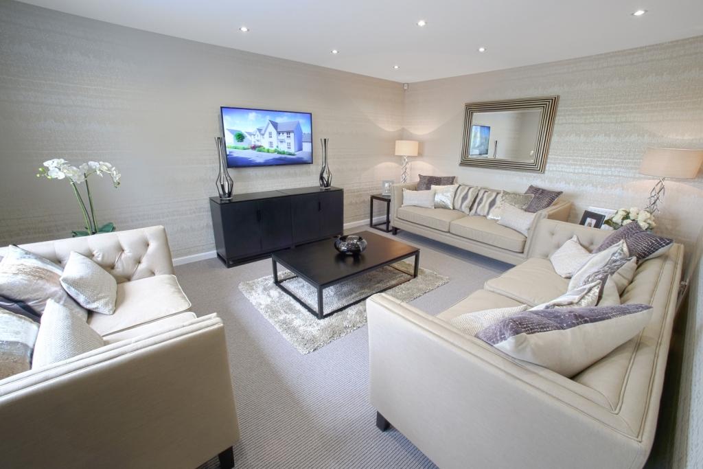 The Balmoral - Living Room