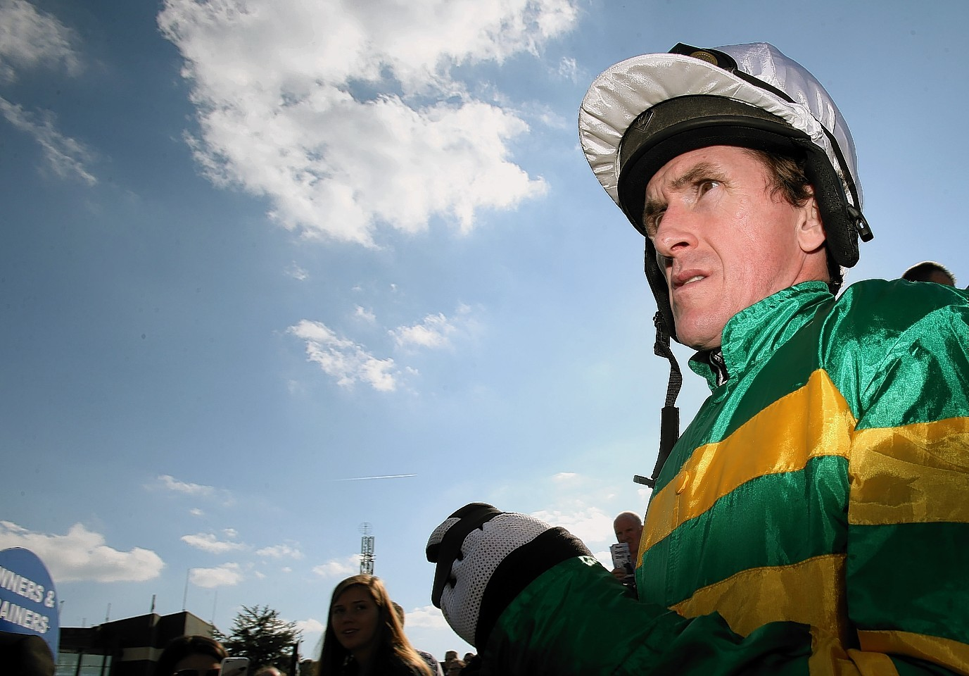 Tony McCoy  could cost bookies over £30million with victory today