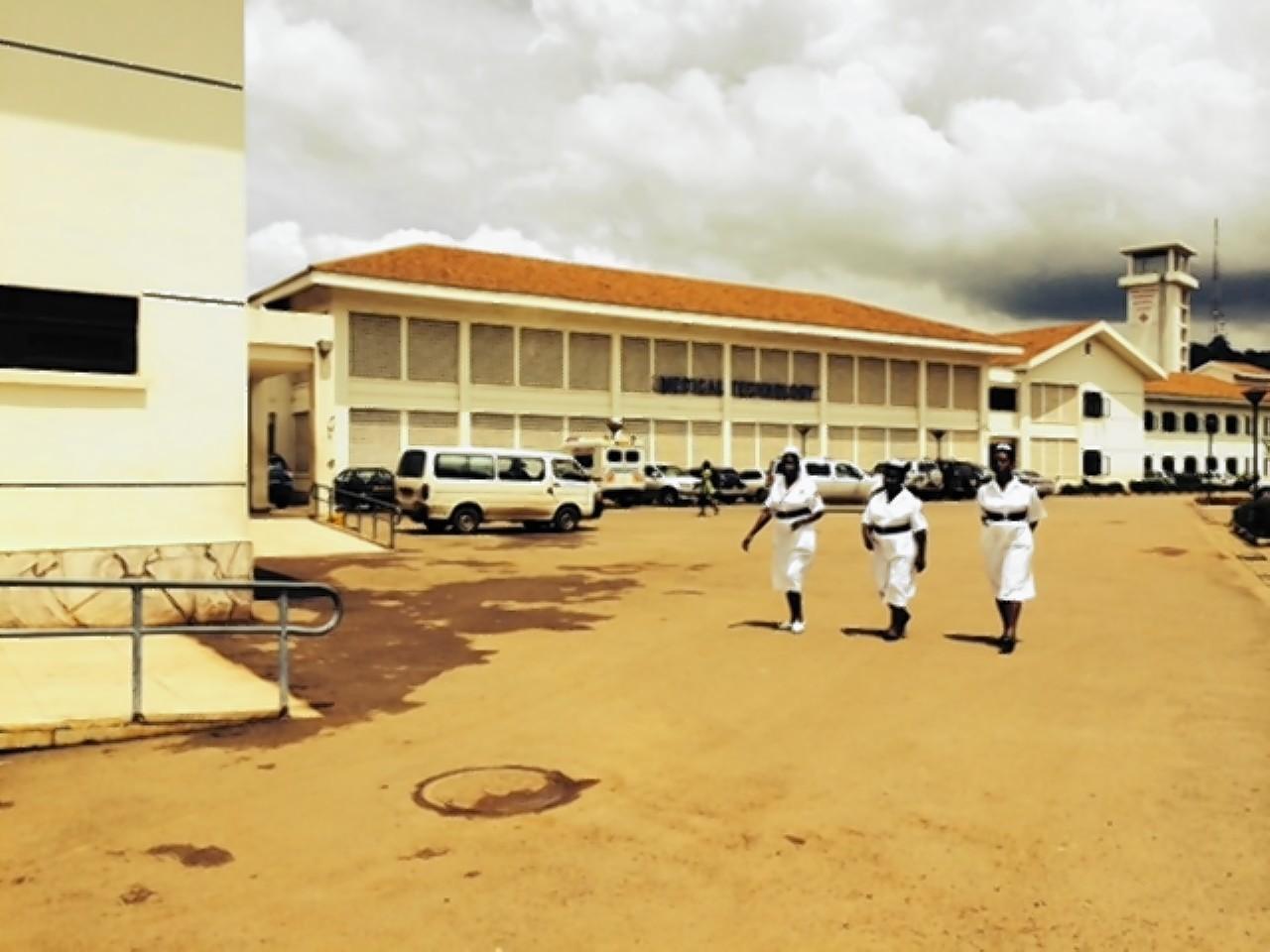 Naguru Hospital, Uganda