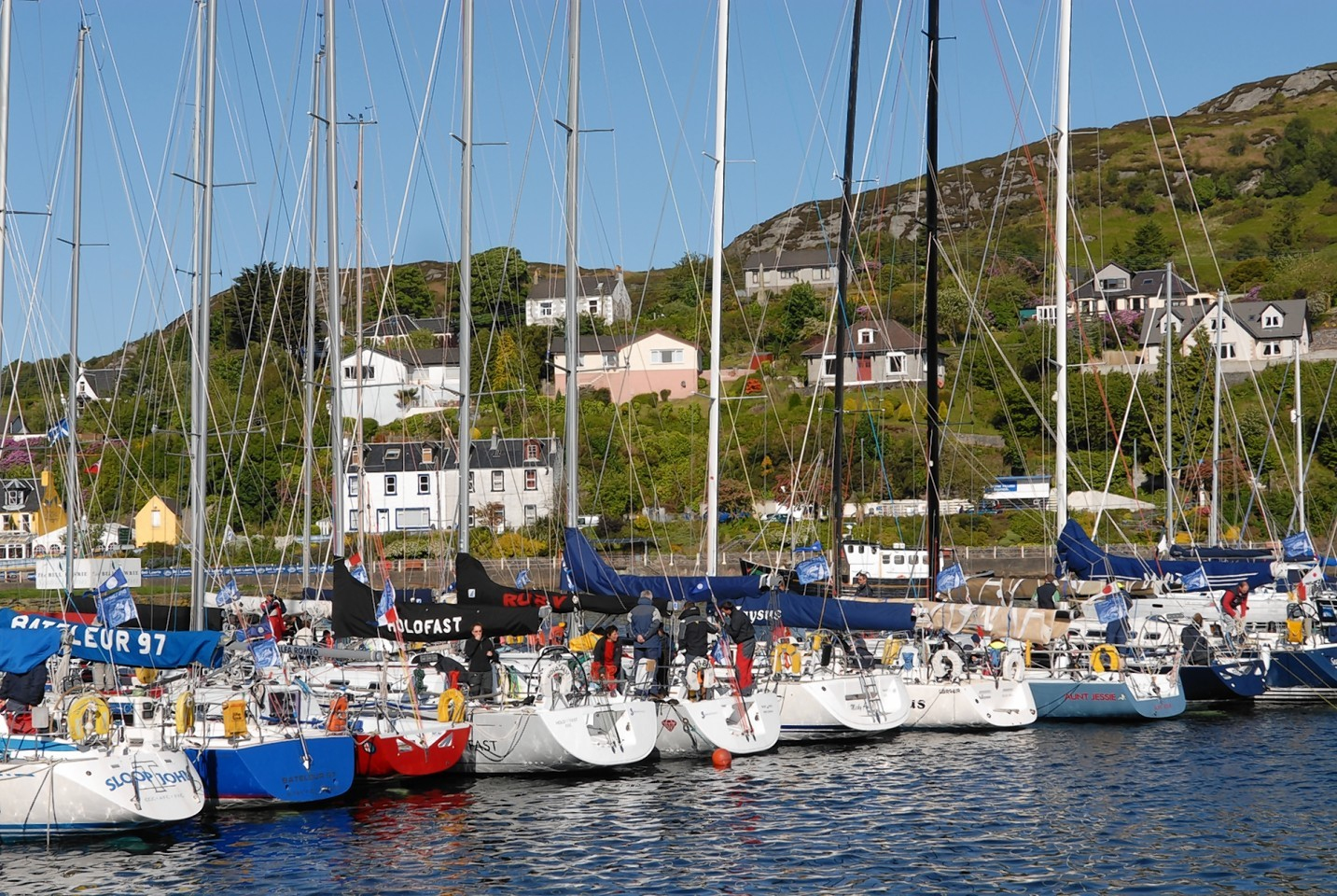 The event will take place in Tarbert from May 22-25