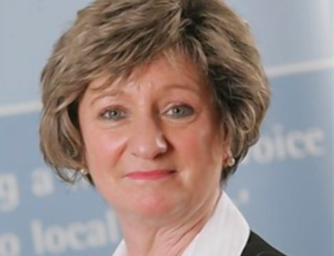 Liz Cameron, chief executive of Scottish Chambers of Commerce.
