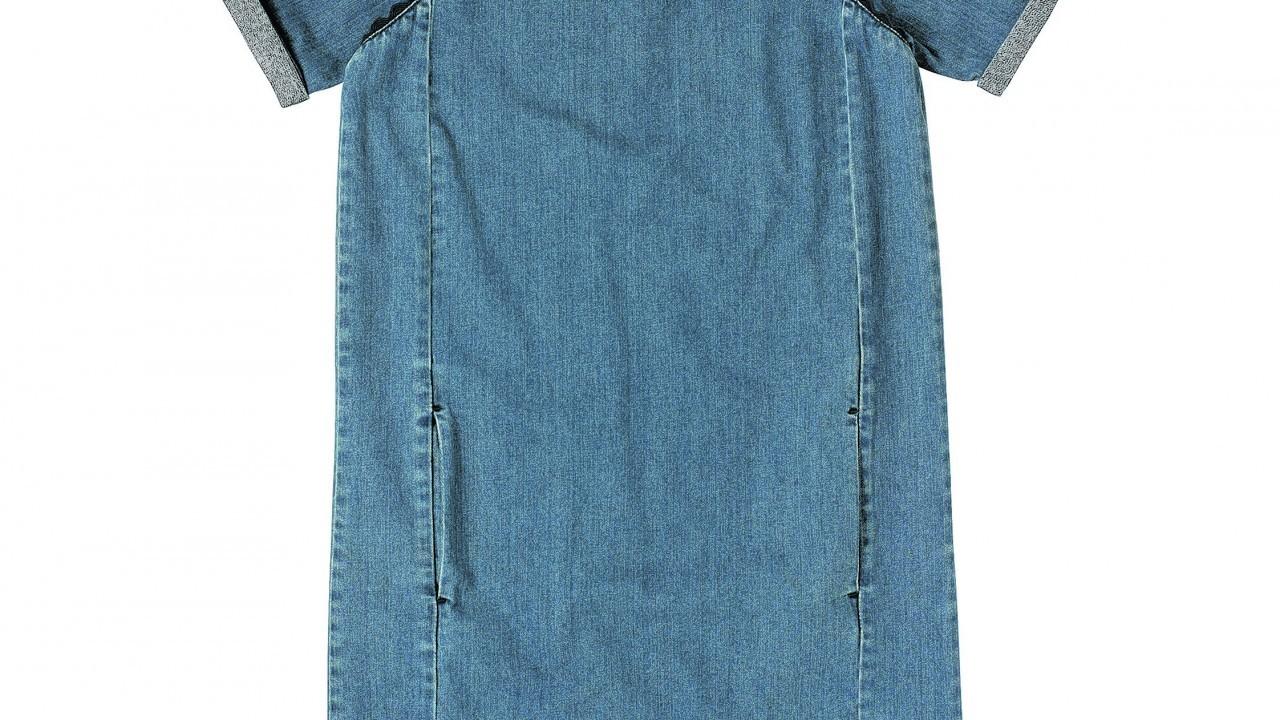 Cath Kidston Vintage Wash Denim Dress, £65 (www.cathkidston.com)