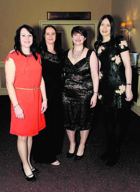 Dawn Morley, Alexa Massie, Jackie Low and Diane Taylor