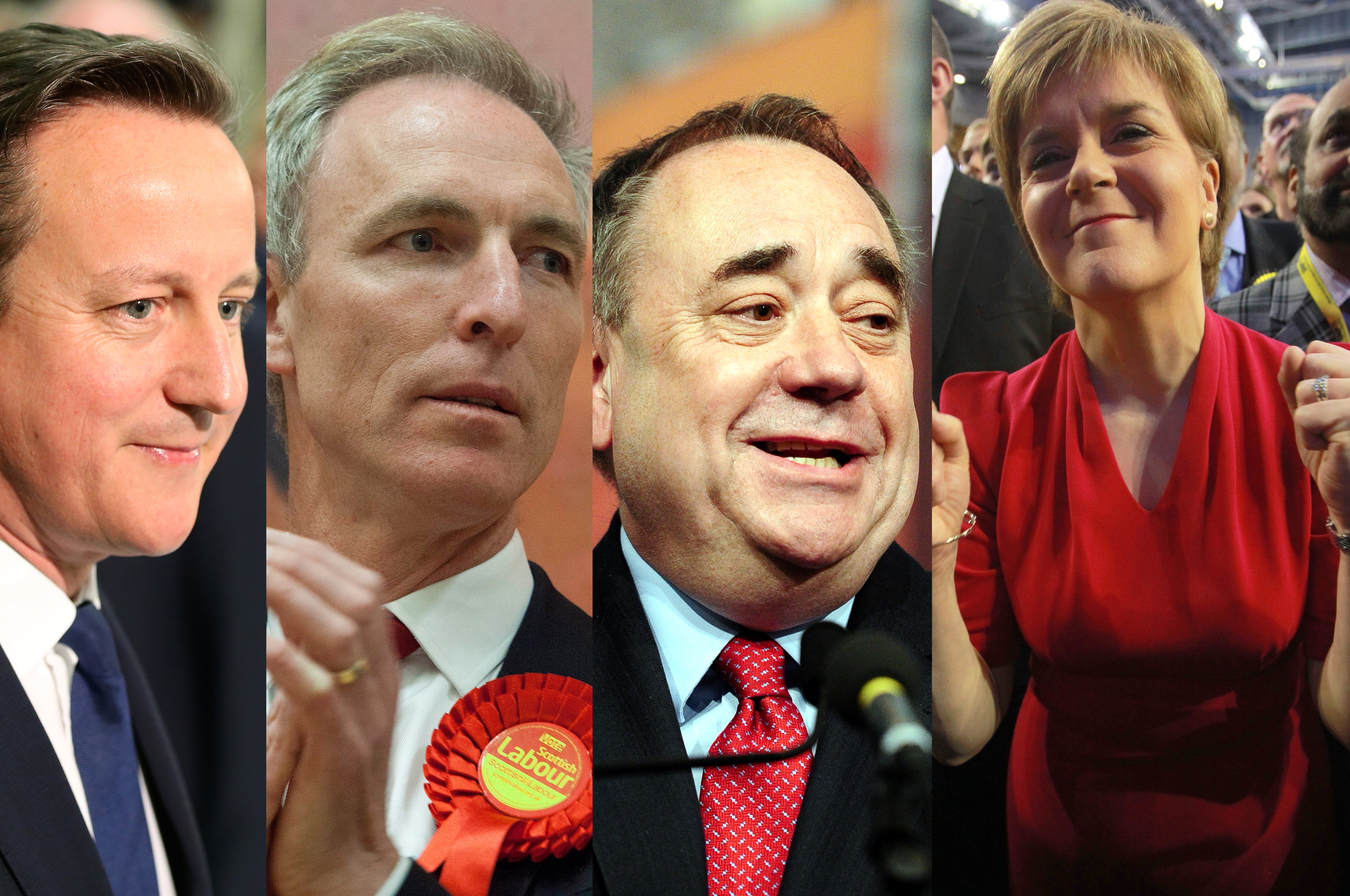 A night of highs and lows in the General Election
