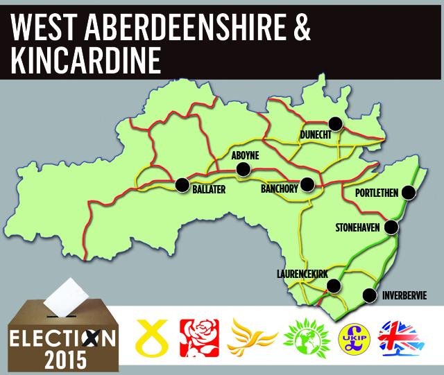 Aberdeen W Kincardine