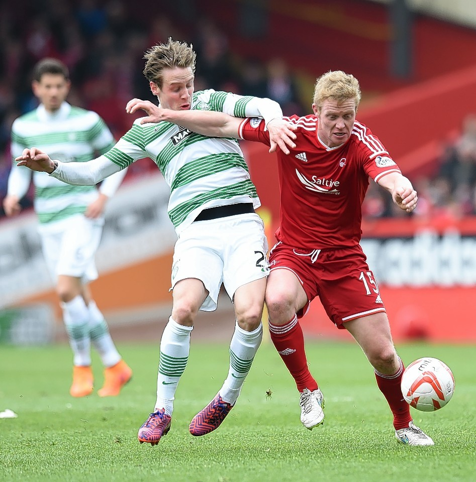 Barry Robson has been offered a new deal