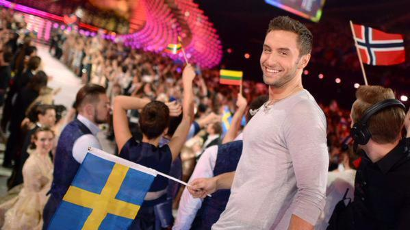 Sweden won the Eurovision Song Contest