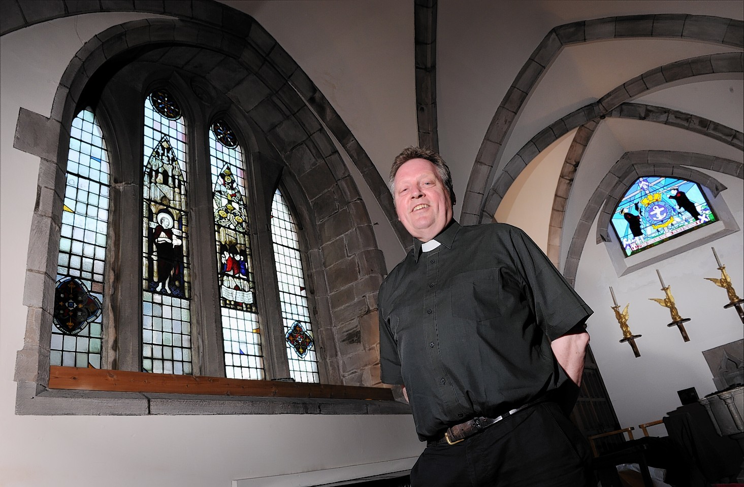 The Very Reverend Canon Emsley Nimmo