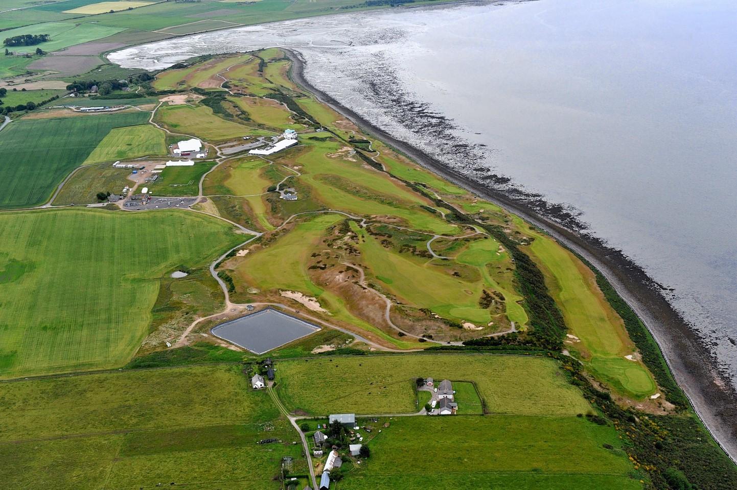 A new course could soon be built at Castle Stuart