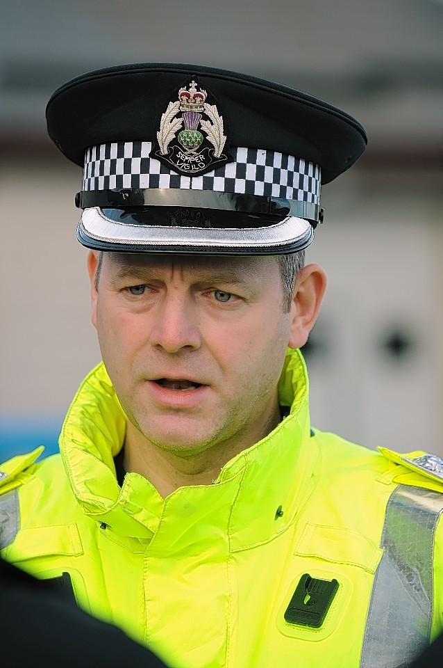 Chief Inspector Colin Gough
