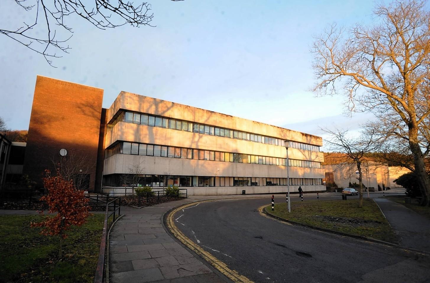 The former Ellon Academy site