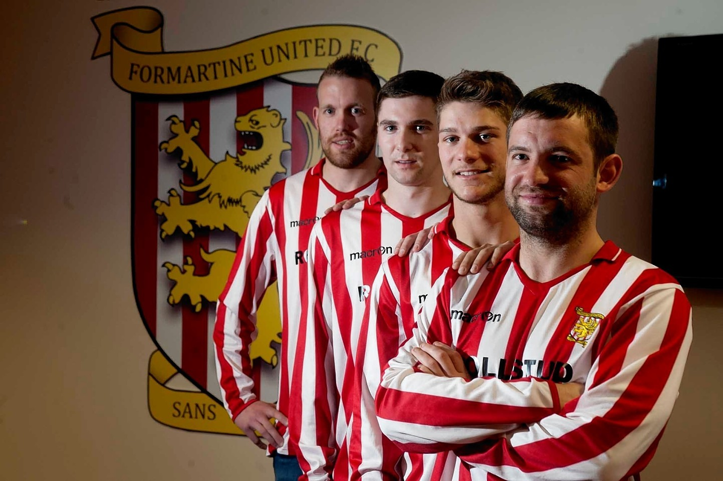 Formartine have made a number of signings over the summer